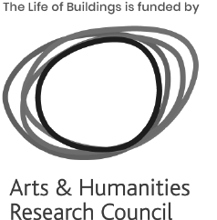 The Life of Buildings is funded by the Arts and Humanities Research Council